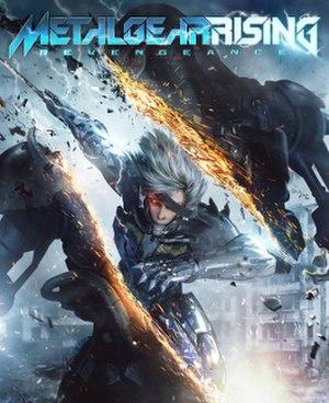 Metal Gear Rising: Revengeance - Image: Metal Gear Rising Revengeance box artwork