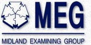 Midland Examining Group - Image: Midland Examining Group (logo)