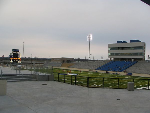 Dick Bivins Stadium - Amarillo
