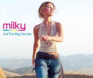 Just the Way You Are (Milky song) - Image: Milky Way You Are single
