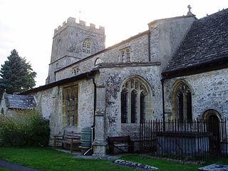 Mildenhall, Wiltshire Human settlement in England