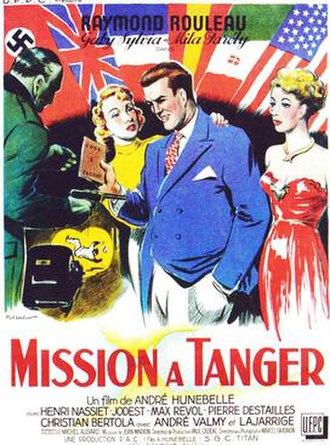 Mission in Tangier - Image: Mission in Tangier
