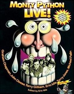 <i>Monty Python Live!</i>