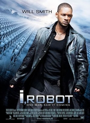 I, Robot (film) - Theatrical release poster