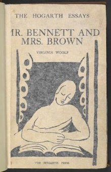 mr bennett and mrs brown essay Mr bennett and mrs brown is a 1923 essay by virginia woolf there are at least two central features that mr bennett and mrs brown shares with texts like modern fiction first, there is the shared concern with representation, and especially representation of character and second, this concern is almost always explored with respect to the literary practices of edwardian.