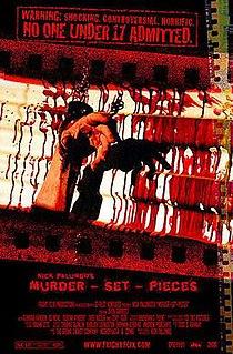 <i>Murder-Set-Pieces</i> 2004 American film