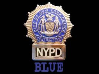 NYPD Blue - Image: NYPD Blue logo
