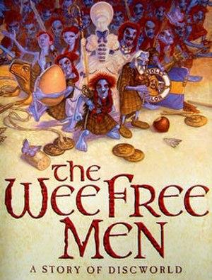 The Wee Free Men - Image: Nac Mac Feegle