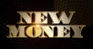 New Money (TV series) - Image: New Money E show logo