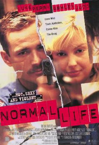 Normal Life - Theatrical release poster