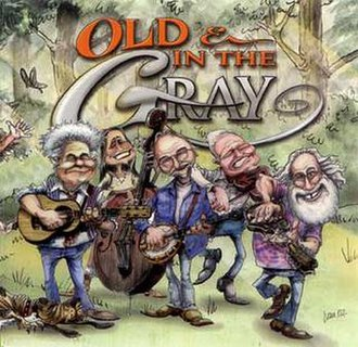Old & In the Gray - Image: Old And In The Gray CD