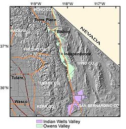 Indian Wells Valley Wikipedia