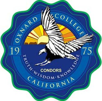 Oxnard College - Image: Oxnard College Seal