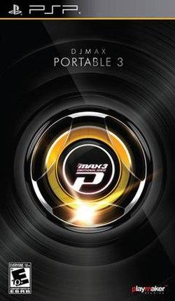 DJMAX Portable 3