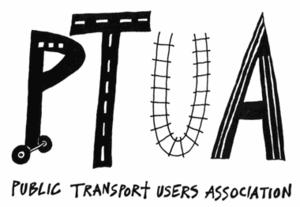 Public Transport Users Association - Image: PTUA logo
