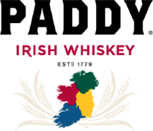Paddy Whiskey logo.png