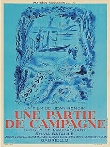<i>Partie de campagne</i> 1936 unfinished film directed by Jean Renoir