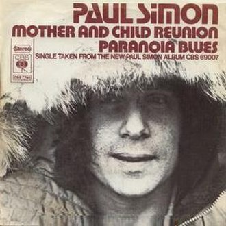 Mother and Child Reunion - Image: Paulsimonmother