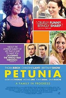 <i>Petunia</i> (film) 2012 film