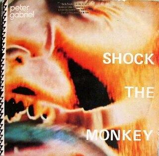Shock the Monkey 1982 single by Peter Gabriel