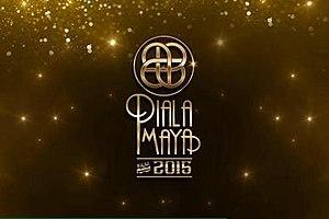 2015 Maya Awards - Image: Piala Maya 2015 logo