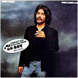 Pink Cadillac (album) - Image: Pink Cadillac John Prine