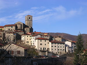 Piteglio - Image: Piteglio