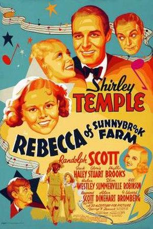 Rebecca of Sunnybrook Farm (1938 film) - Film Poster