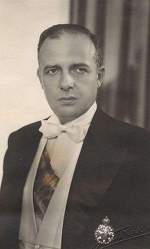 Prince Pedro Henrique of Orléans-Braganza - Prince Pedro Henrique in 1951