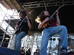 Protest The Hero Warped Tour