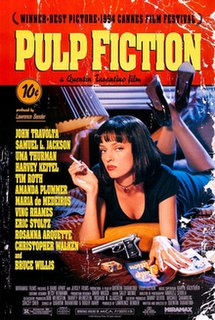 1994 American crime film directed by Quentin Tarantino