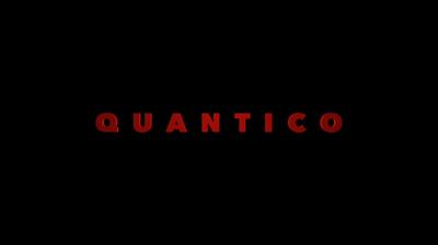 Picture of a TV show: Quantico