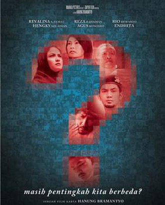 ? (film) - Theatrical release poster