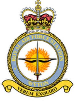 RAF Wyton - Image: RAF Wyton Badge