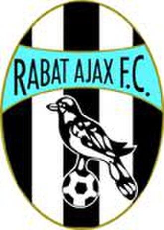 Rabat Ajax F.C. - Image: Rabat Ajax Crest