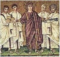 RavennaMosaic 6c (Jesus feeding)