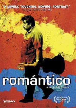 Romántico (film) - Romántico theatrical poster