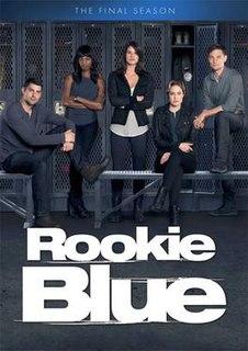<i>Rookie Blue</i> (season 6)