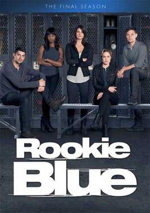 Rookie Blue (season 6) - Image: Rookie Blue S6 DVD