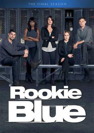 Rookie Blue (season 6) - Image: Rookie Blue S6 DVD