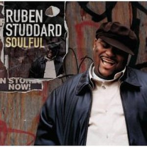 Soulful (Ruben Studdard album) - Image: Ruben Studdard Soulful