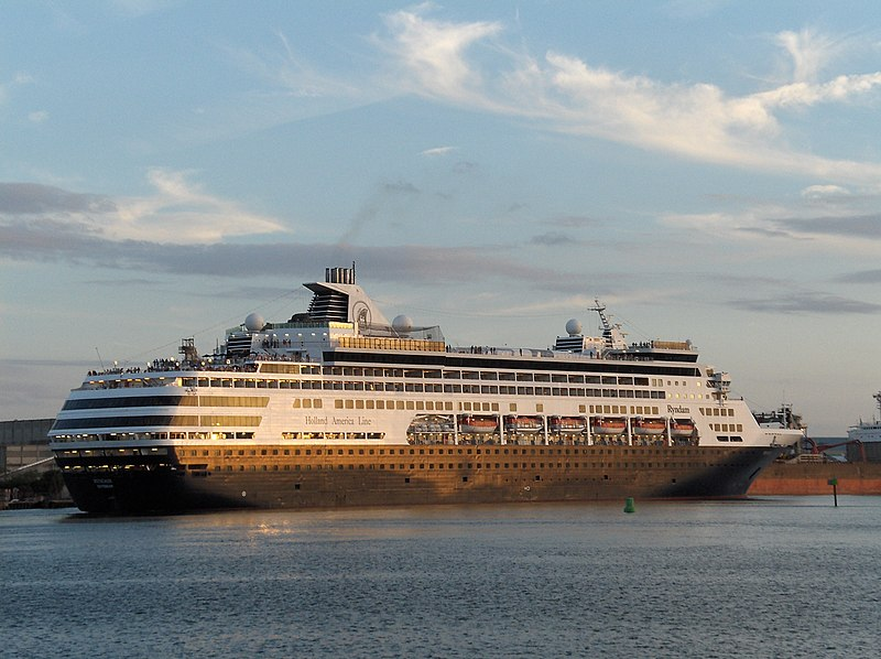 Drunk Cruise Passenger Who Dropped Ships Anchor Faces 20