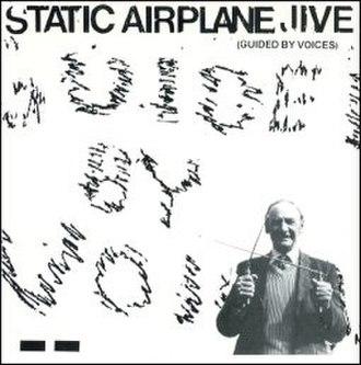 Static Airplane Jive - Image: SAJ cs large