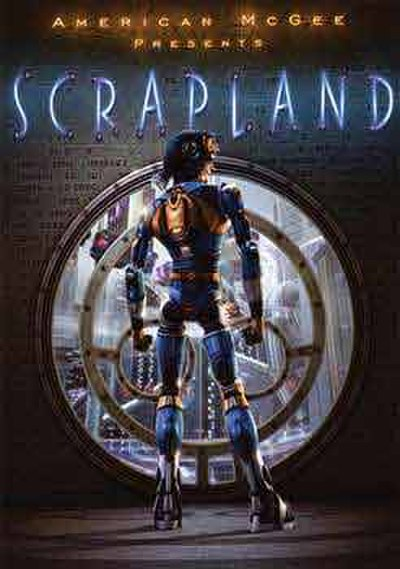 Picture of a game: Scrapland