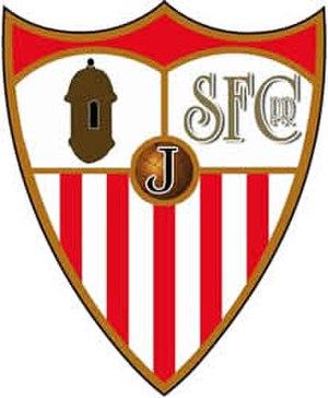 Sevilla FC Puerto Rico - Image: Sevillanewlogo