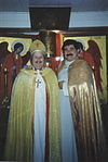 Bishop Mark Shirilau consecrated by Bishop Donald Jolly 05/19/1991