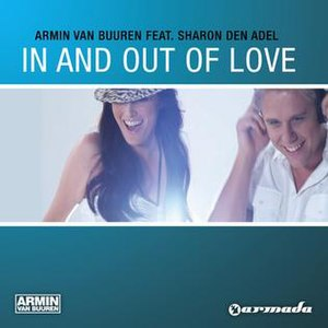 In and Out of Love (Armin van Buuren song) - Image: Single cover of 'In and Out of Love' by Armin Van Buuren