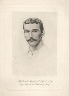 Gerald Portal British diplomat