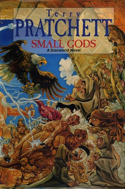 Picture of a book: Small Gods