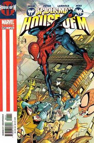 Spider-Man: House of M - Image: Spider Man M